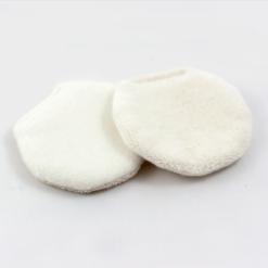 discos desmaquillantes grandes algodon organicodiscos desmaquillantes pequeños algodon organico