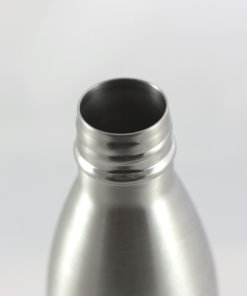botella acero inoxidable tapon termo