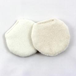 discos desmaquillantes grandes algodon organico
