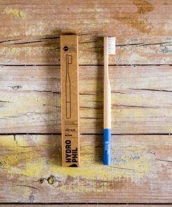 cepillo dientes ecologico bambu azul