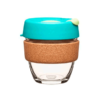keep cup corcho thyme turquesa verde lima