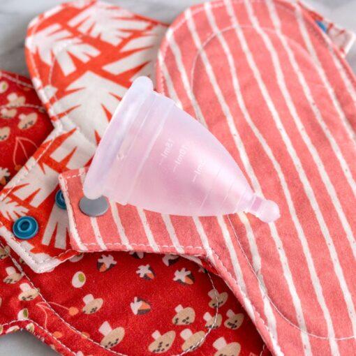 Pack ahorro Copa Menstrual + 3 Salvaslips ecológicos