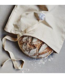 bolsa para el pan algodon dans le sac