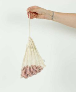 bolsa pequeña granel malla