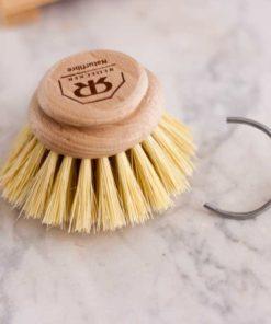 cepillo madera vajilla