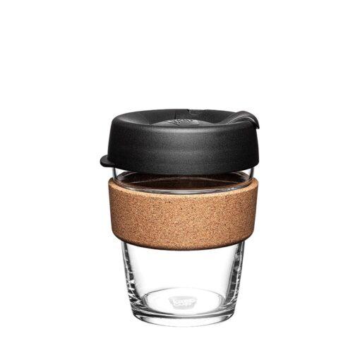 Taza de café reutilizable de vidrio KeepCup