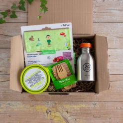 caja regalo merienda niños