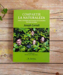 compartir la naturaleza libro delantera
