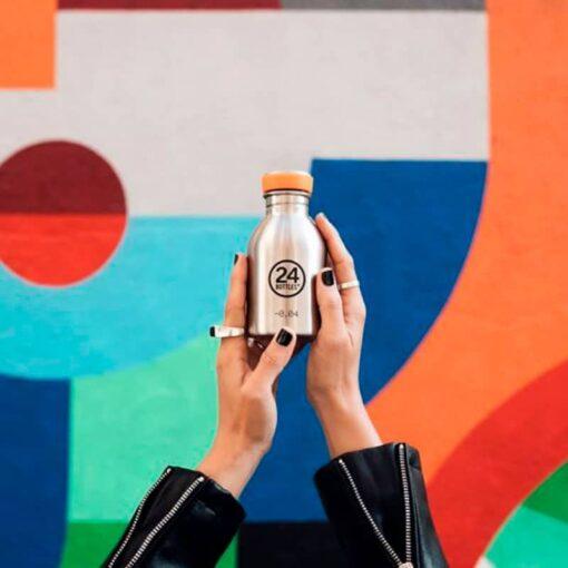 botella acero 250ml
