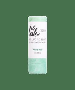 desodorante stick menta y romero