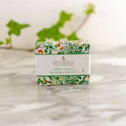 Jabón natural dos arcillas y árbol de té