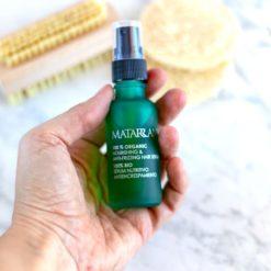 Sérum para el cabello nutritivo 100% Bio