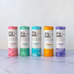Desodorante natural en stick we love the planet