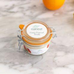 crema corporal natural ecológica sin plástico frasco vidrio reutilizable