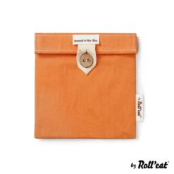 Porta snacks Boc'n'Roll BIO naranja