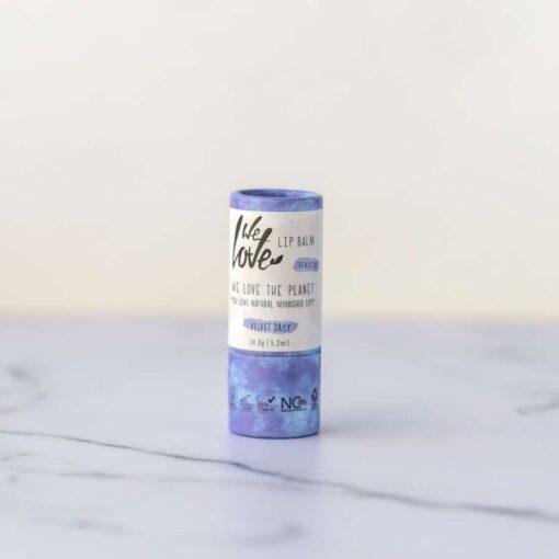 balsamo labial velvet daily