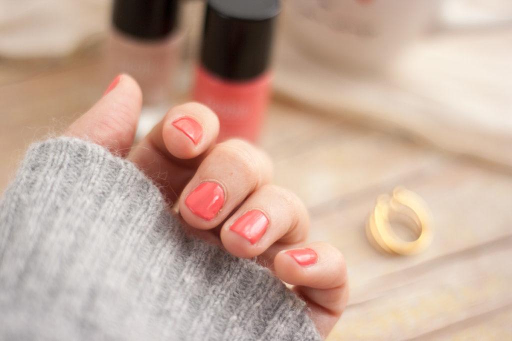 Esmaltes de uñas NeoBio