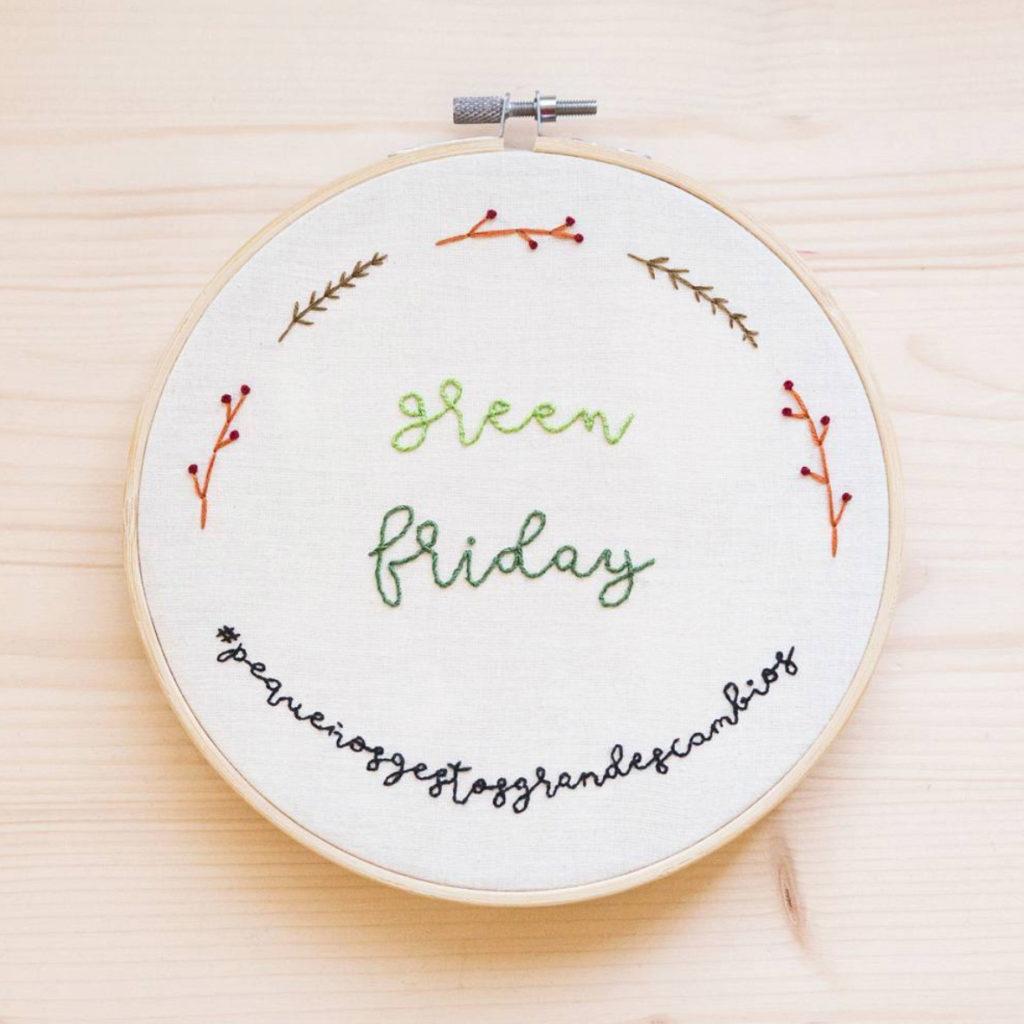 Green Friday El Hervidero de Ideas