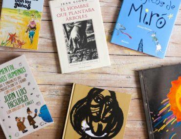 libros medioambiente arte niños