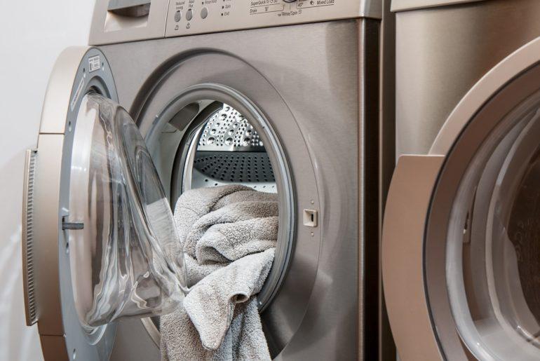microfibras contaminación lavadora
