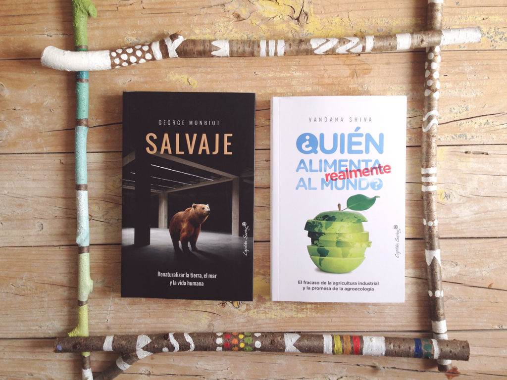 libros sostenibles verano