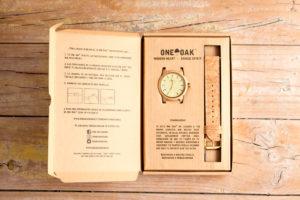 one oak corcho reloj