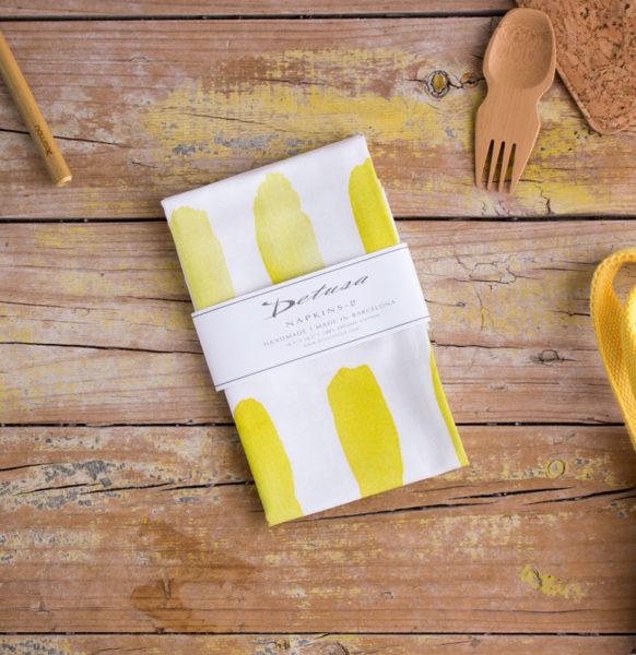 servilleta-algodon-organico-amarilla