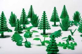 bioplásticos lego