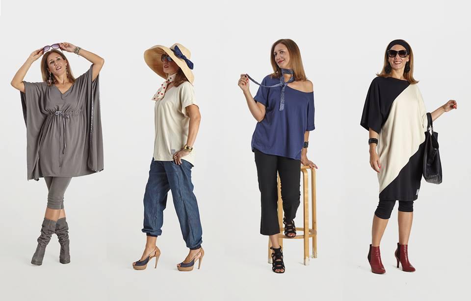 moda sostenible para mujer algodón orgánico colores neutros