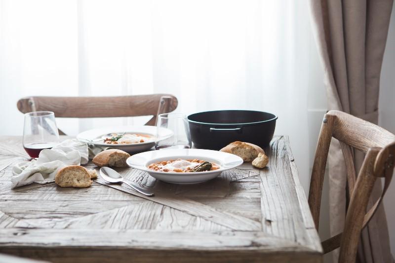 Gastronomía sostenible en casa