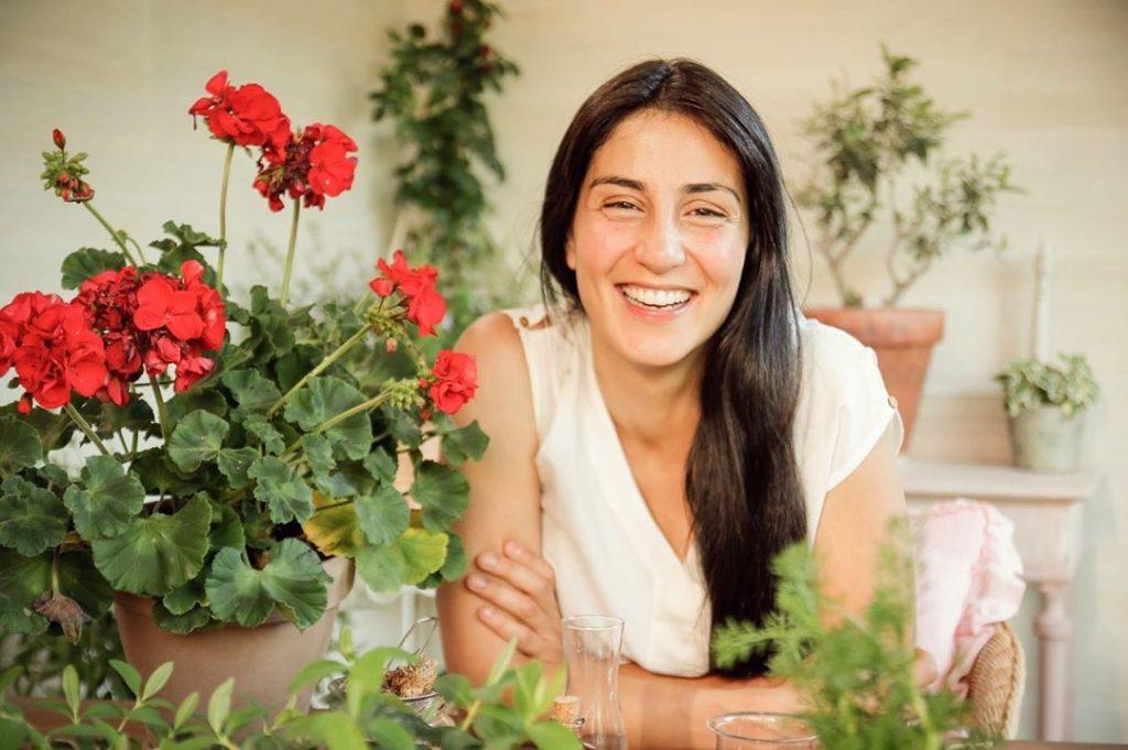 Victoria Moradell. Cosmética Natural