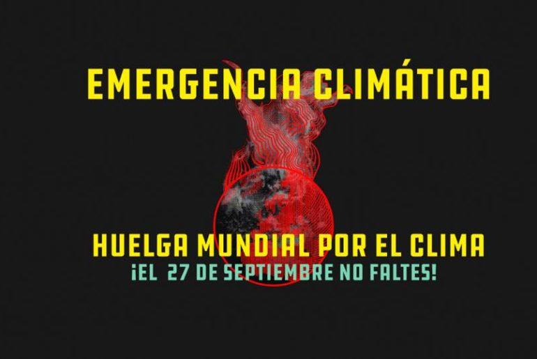 Huelga mundial por el clima, 27 de septiembre 2019