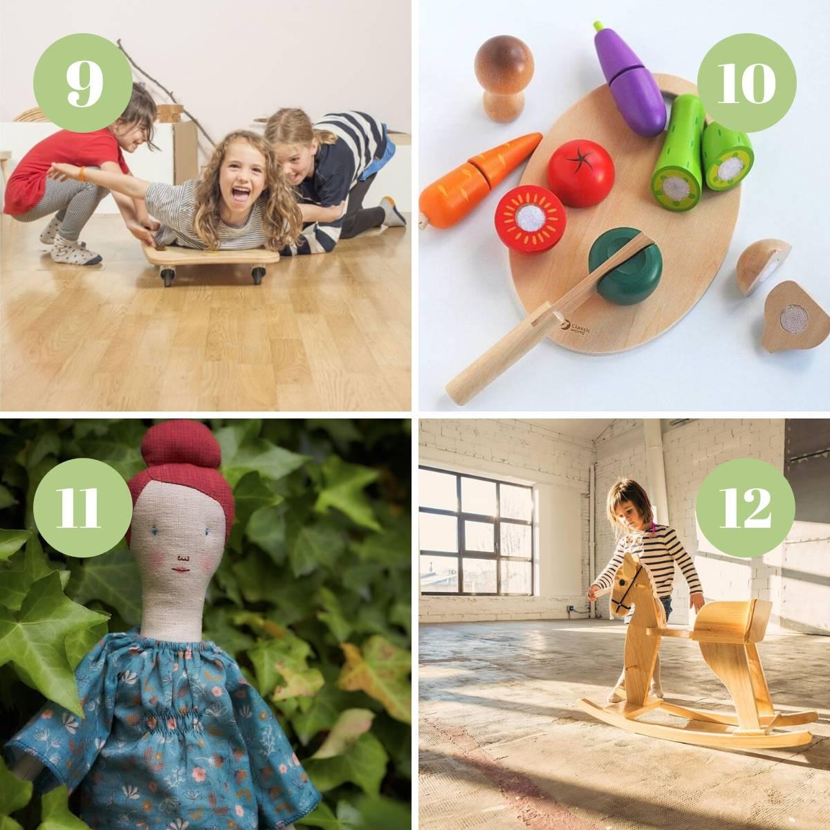 Tiendas online de juguetes ecológicos y sostenibles