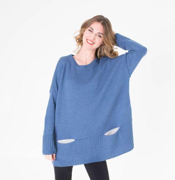 Moda-sostenible-Irema-Slow-Fashion-jersey-azul