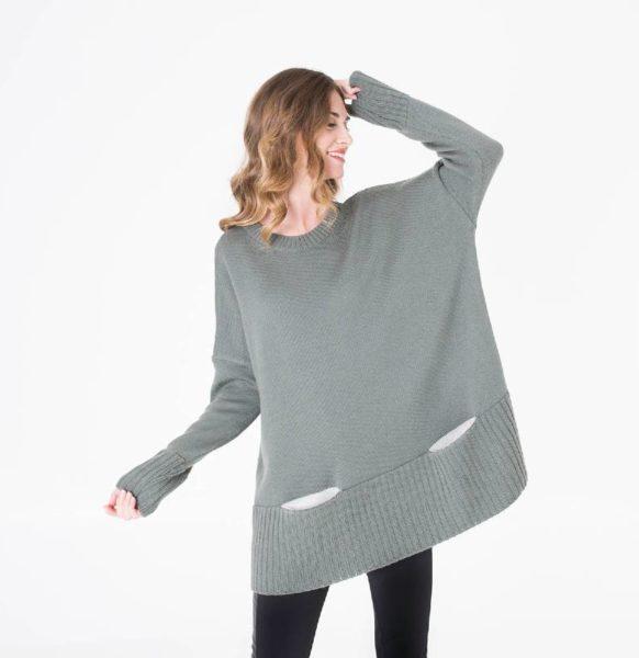 Moda-sostenible-Irema-Slow-Fashion-jersey-verde