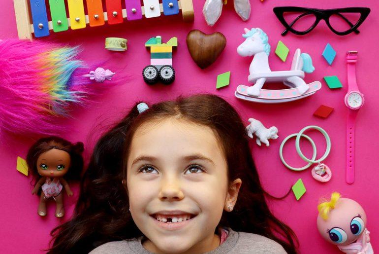 ¿Qué le decimos al niño que lo quiere todo? por Bea Sánchez