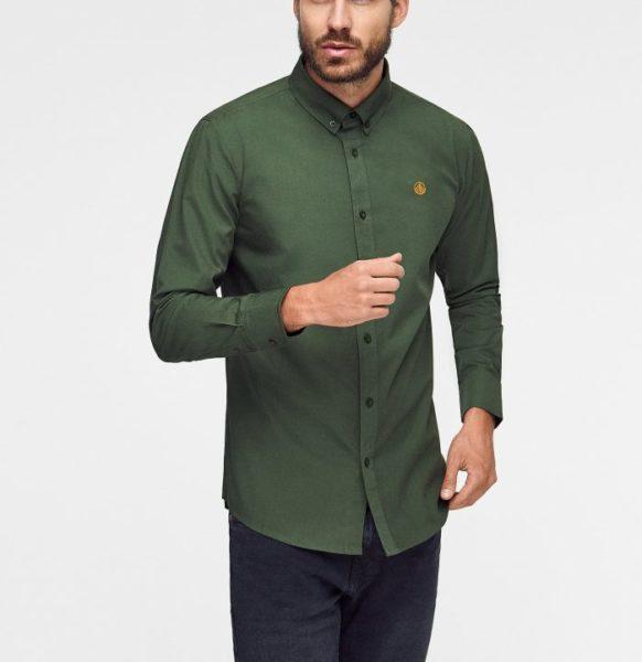 camisa-ecologica-verde-para-hombre-700×1050