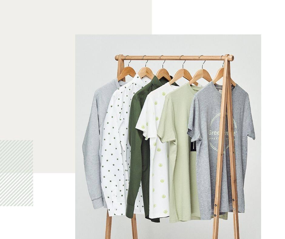 Green Forest Wear marca española de moda sostenible para hombre