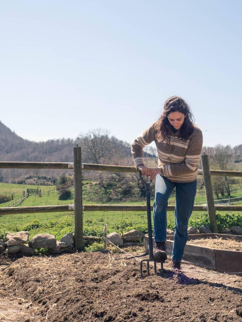 Cómo empezar un huerto ecológico en el jardín de casa