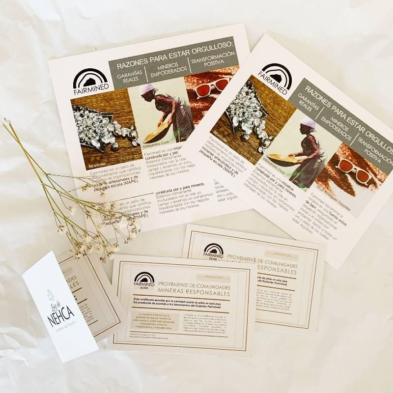 certificado joyería sostenible