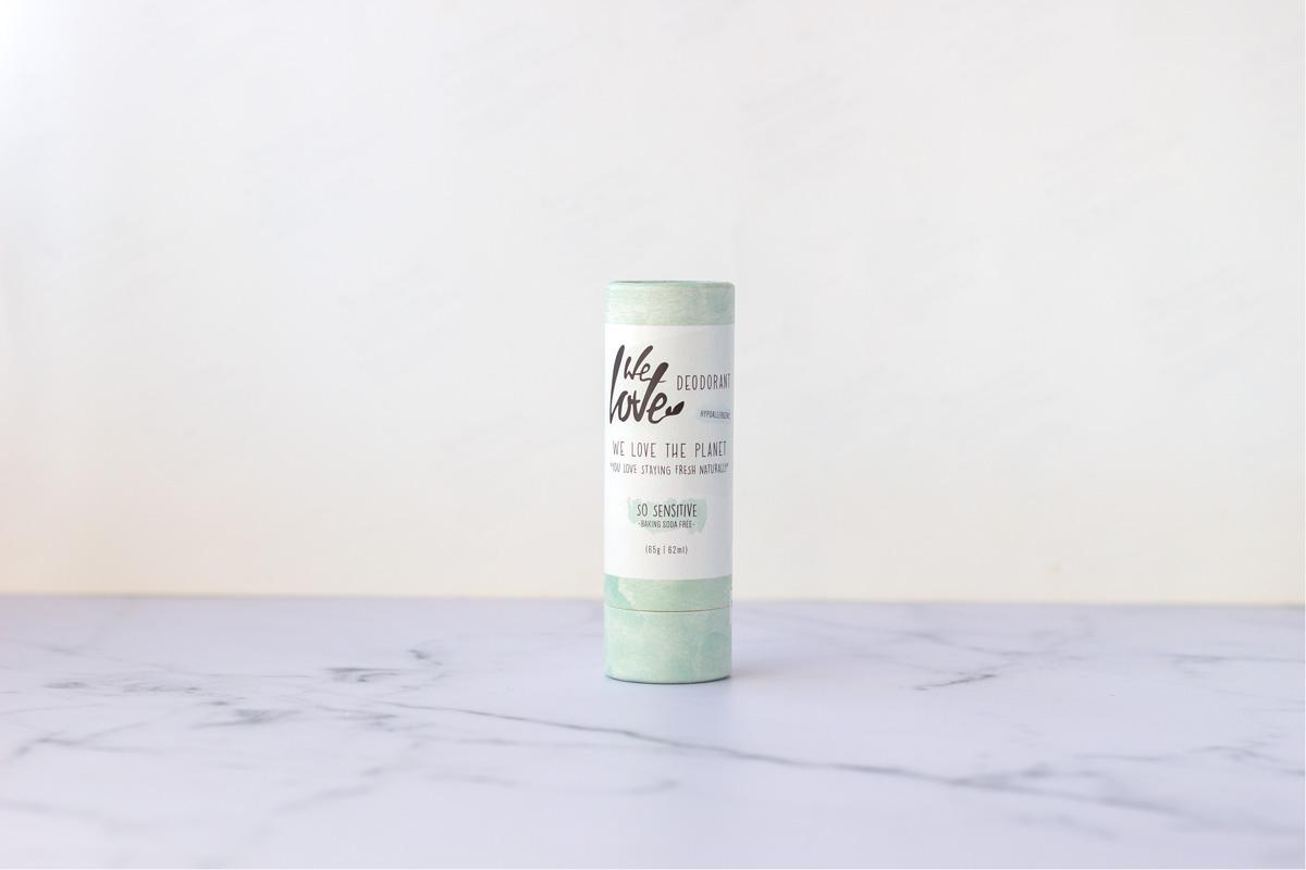 desodorante natural sin bicarbonato en stick