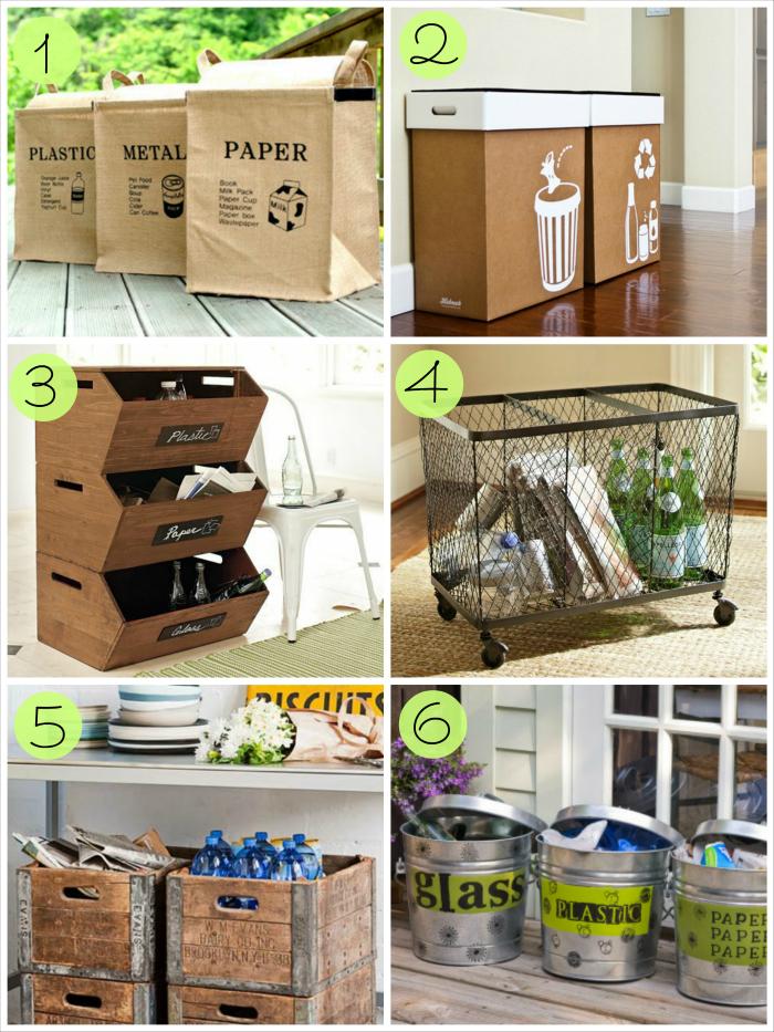 Ideas zona de reciclaje en casa esturirafi for Reciclaje para jardin