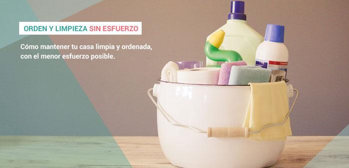 Orden y limpieza sin esfuerzo