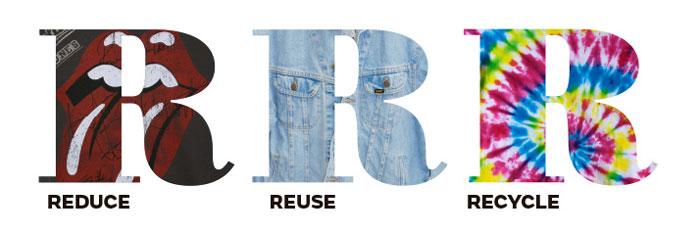 Ideas para reciclar, reducir y reutilizar ropa usada
