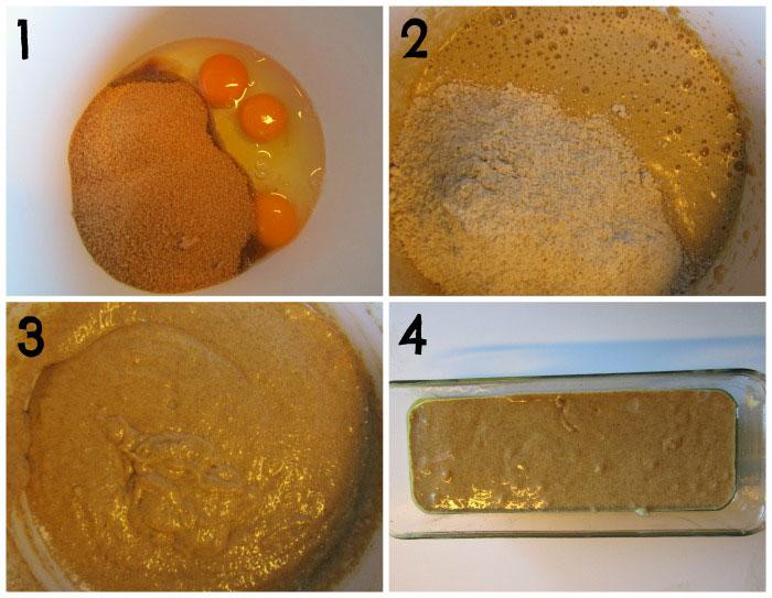 Echamos la ralladura del limón y de la naranja.  Si quieres que tenga un sabor más intenso añádele el zumo de ambos también. Yo le añadí el zumo del limón y de media naranja. También le añadí un poco de jengibre rallado para probar.