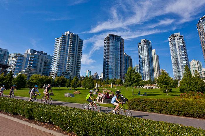 Las ciudades mas sostenibles del mundo Vancouver