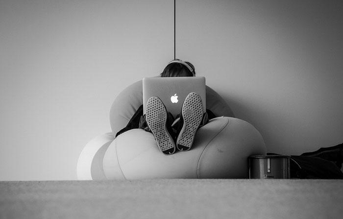 estudiante online, cursos gratis, mac