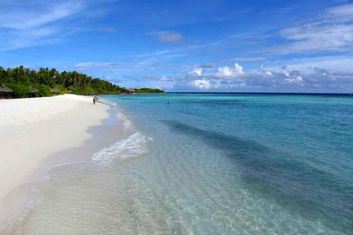 Refugiados climáticos, Maldivas
