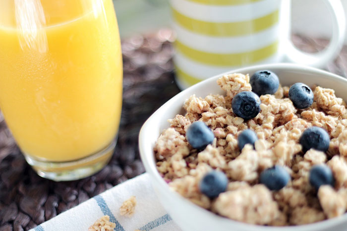 Recetas fáciles con avena para tu desayuno