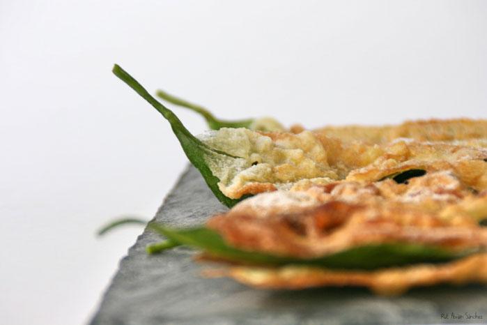 Hojas de carnaval, receta típica gallega